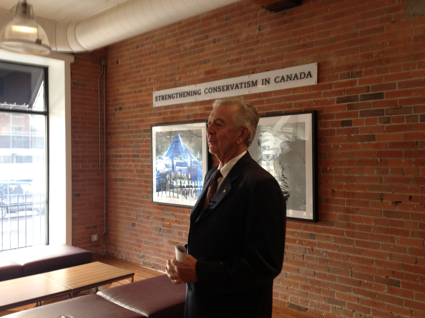 11 Questions For Preston Manning, The HuffingtonPost